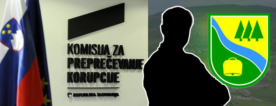 KPK je zaznala sum kršitve ZintPK v Občini Gorje