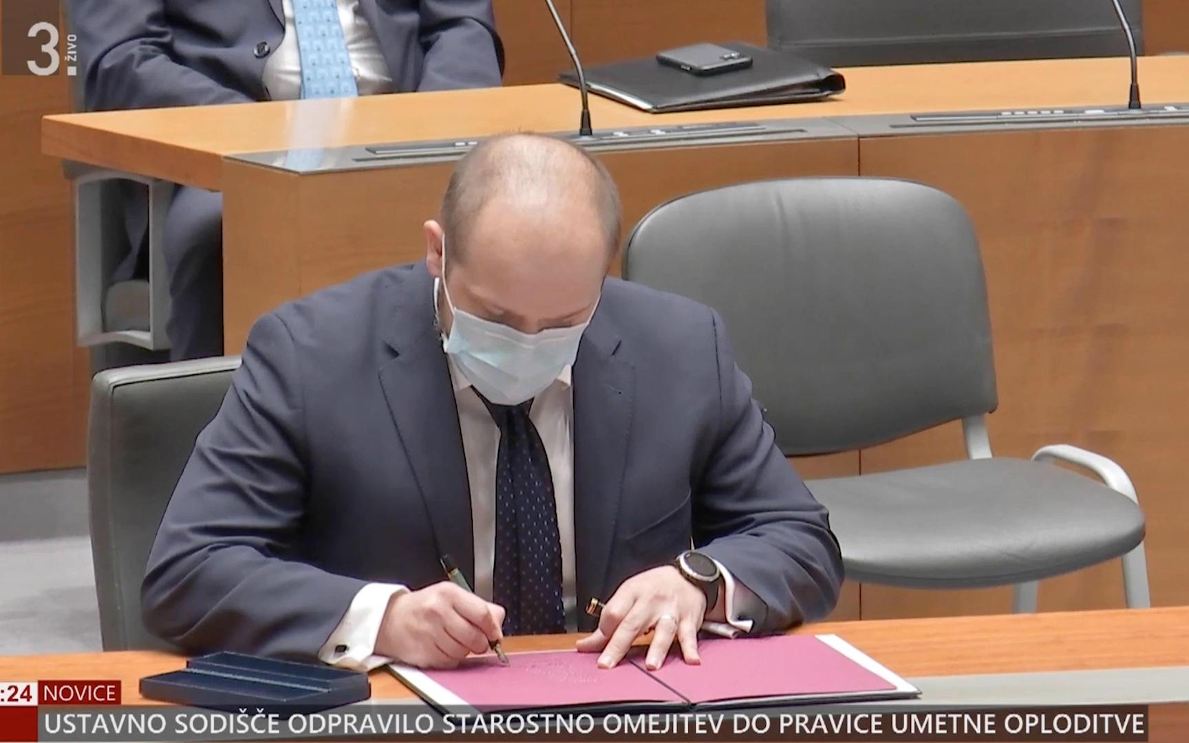 Janez Poklukar je novi minister za zdravje